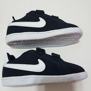 kids Nike court Royal blue